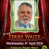 Terry Waite CBE at Emmaus Hull & East Riding